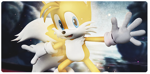 Galeria [ Chazz] Tails___the_sonic_by_chaazz-d4le2k2