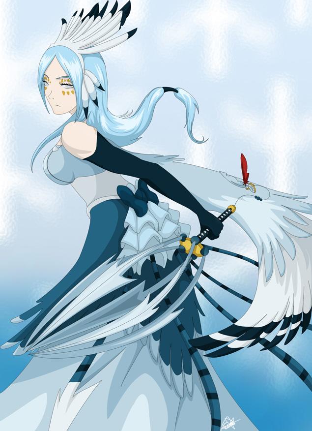 Glacial wings by HikariSilverEye