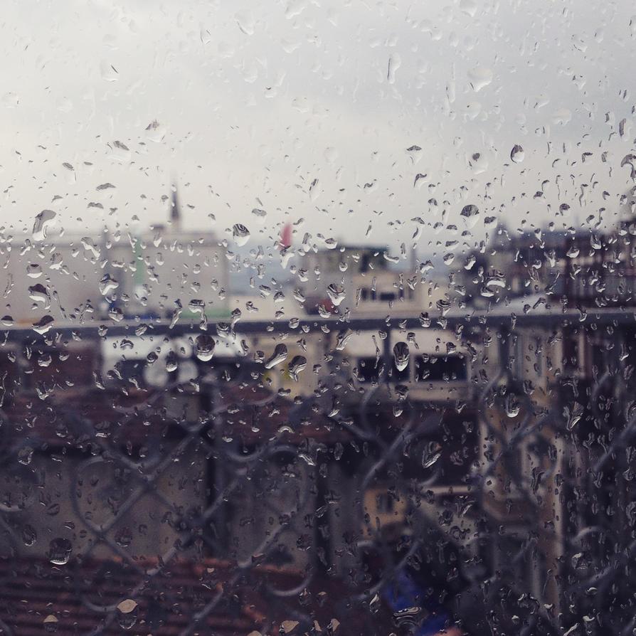 Rainy Day by wjhez