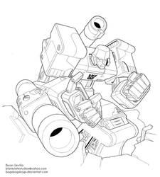 Megatron by BryanSevilla