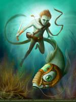 Prince of the Tides by BryanSevilla