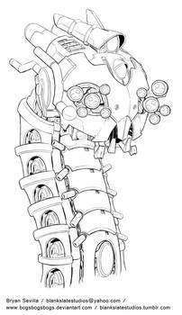 Mech Concept: Caterpillar