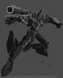 WIP: War for Cybertron Dirge by BryanSevilla