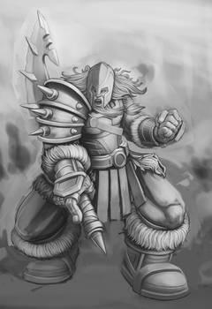 WIP: Barbarian