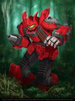 BattleTech: Valkyrie Fan Art by BryanSevilla