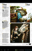 ImagineFX Issue 86 FXPose Gallery by BryanSevilla