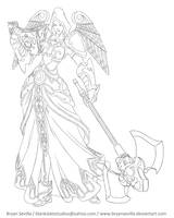 Sister Benedron by BryanSevilla