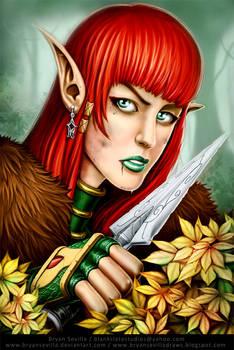 Rogue Elf