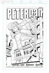 PeterPan Inks BryanSevilla by BryanSevilla
