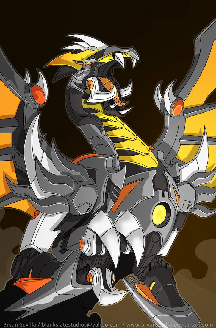 Art Jam 2: Predaking by BryanSevilla