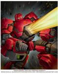 War for Cybertron: Warpath