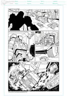 Transformers Sample Page 1 by BryanSevilla