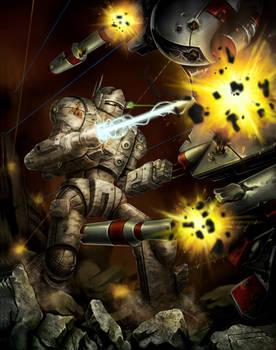 Battletech:Arachnicide