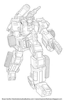 FansProject: Revolver