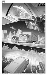 Maketoys: Cross Dimension Page 1 by BryanSevilla