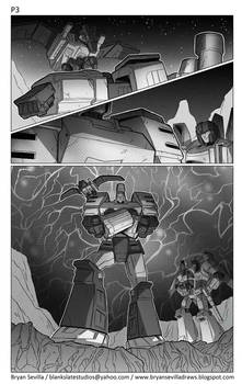 Maketoys: Cross Dimension Page 3