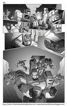 Maketoys: Cross Dimension Page 4