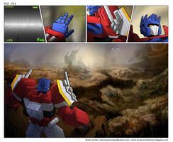 Maketoys: Cross Dimension Page 10 - 11 by BryanSevilla