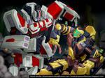 Mayhem Mekaniks: Battle Scene