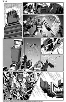 Maketoys: Cross Dimension Issue 01 Page 14