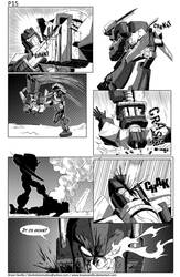 Maketoys: Cross Dimension Issue 01 Page 15 by BryanSevilla
