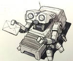 50 Robots: Mail Delivery Bot