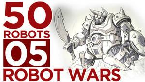 Robot Wars by BryanSevilla