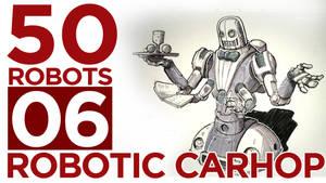 Robotic Carhop by BryanSevilla