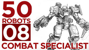 Combat Specialist by BryanSevilla