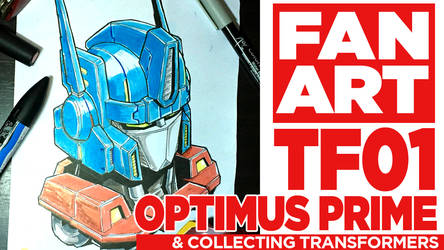 FanArt Template Optimus