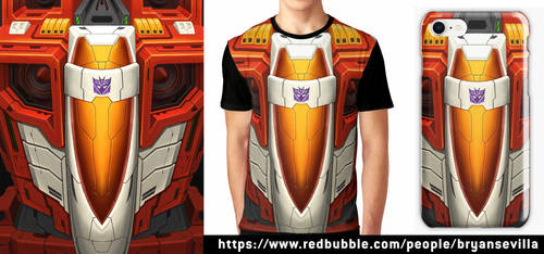Starscream Merchandise