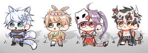 Kemonomimi boys adopt 03 closed