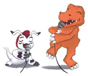 Digimon Karaoke