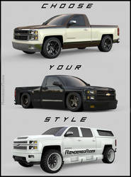 Choose Your Style Poster