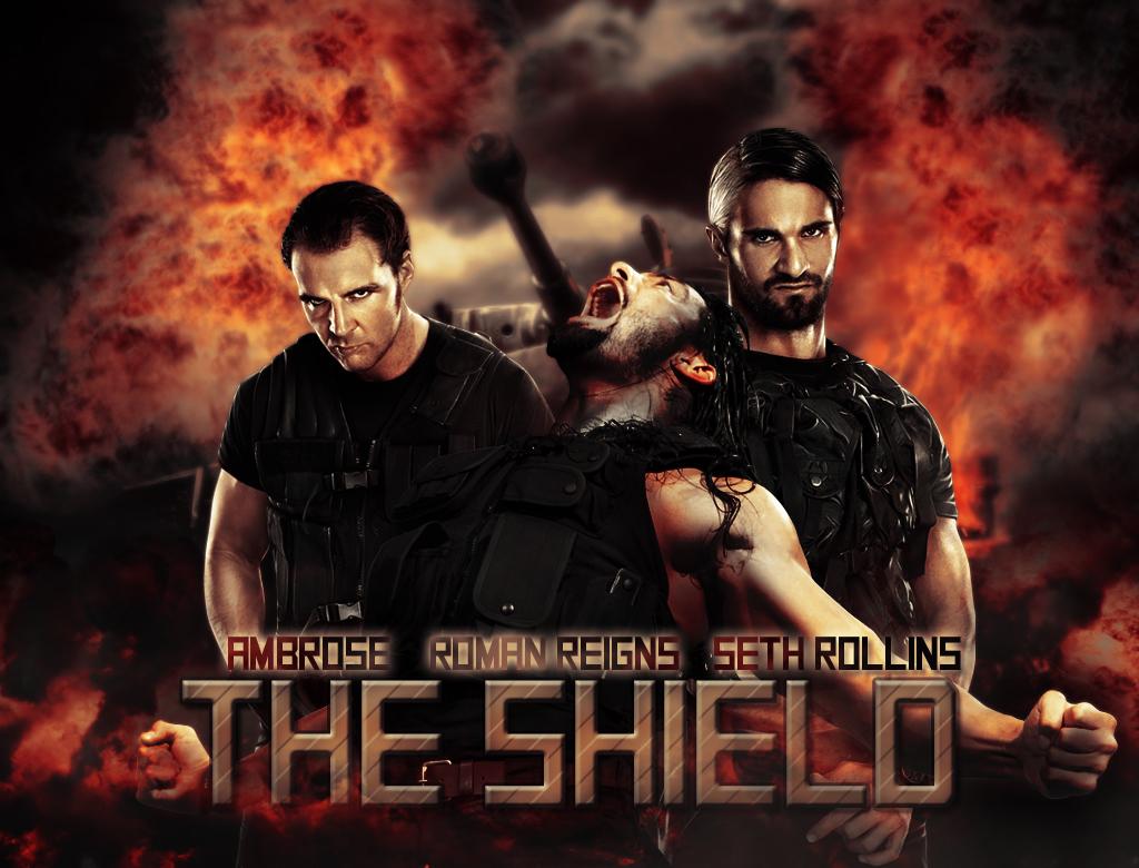 Kuttydownload: WWE SHIELD images|Shield Wallpapers|Hd Shield ...