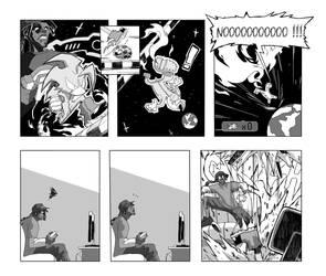 DRIFT #02  - Space Colony Bwak by KJCComix
