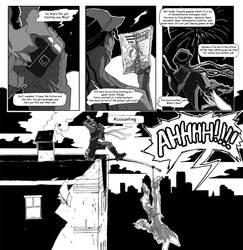 DRIFT #05 - Yin and Yang by KJCComix