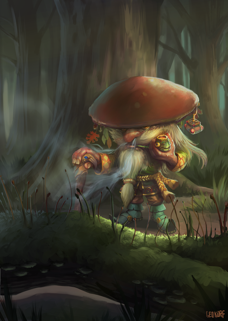 Forest Guardian by 3ihard