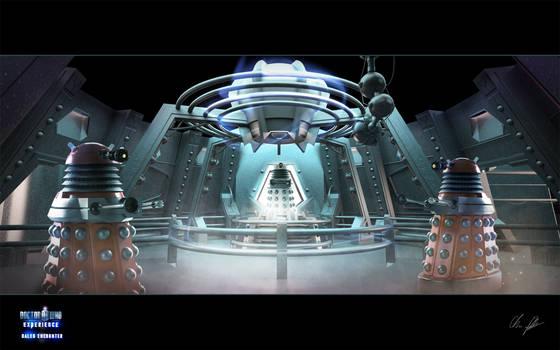 DW:E Dalek Saucer Concept
