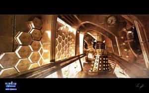 Dalek Corridor Concept