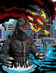 Godzilla in NY