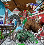 Destroy All Monsters 1