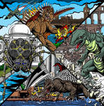 Destroy All Monsters 2