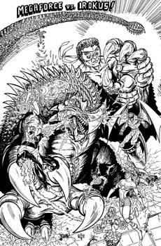 IROKUS 1st appearance in comics 1998