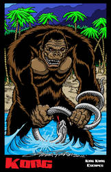Kong by kaijuverse