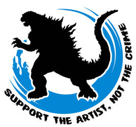 Support The Artist Not The Crime