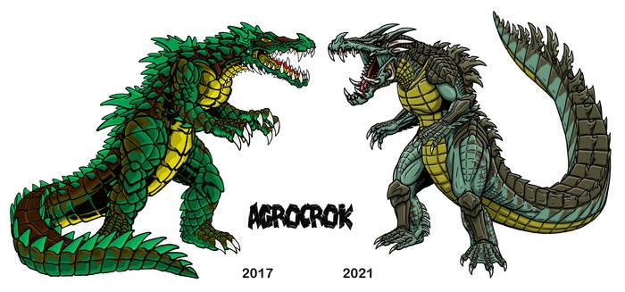 Agrocrok Old Vs New