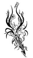 TRIBAL FLOWER
