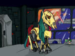Grievous Pony