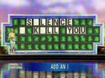 Silence I Kill You Game Show